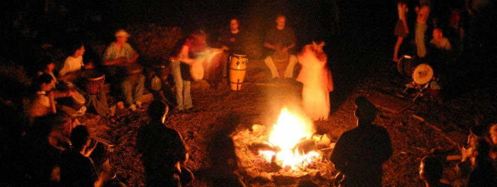 bio-campfire
